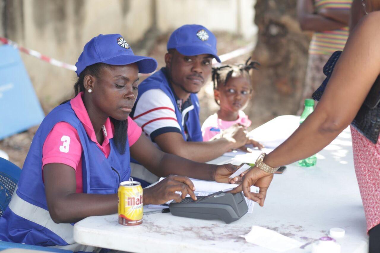 Ghana uses biometric voter verification for third election running