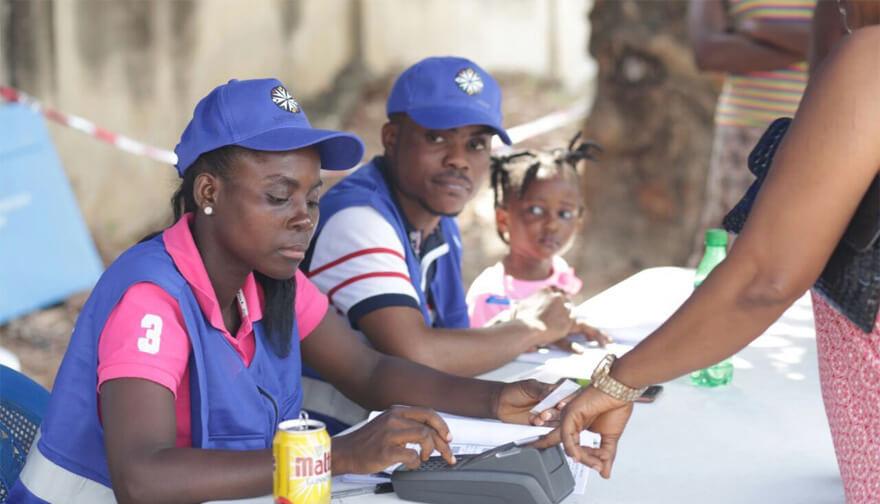 Le Ghana a recours à la vérification biométrique des électeurs pour les troisièmes élections présidentielles consécutives.