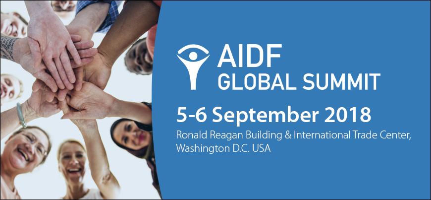 GenKey Participating in AIDF Global Summit 2018